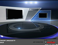 "EL MOUSTAHLIK ""ENNAHARE TV3"