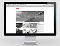 Idees DIsseny Website