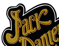 Jack Daniels Club band logo