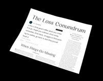 The Loss Conundrum