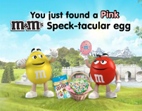 M&M's | Join the Hunt