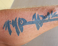 My Semper Fi - Tattoo design