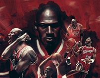 Michael Jordan - 50th birthday
