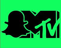 MTV Snapchat Interstitials