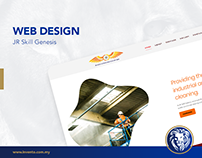 Web Design - JR Skill Genesis