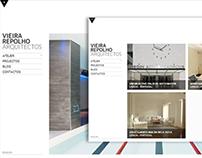Vieira Repolho Website
