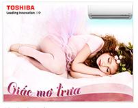 TOSHIBA FANPAGE CONTENT