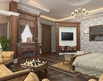 3D Architectural Visualization - Interior