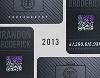 Business Cards 2013