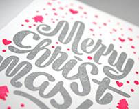 Letterpress Holidays