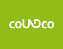 coUNDco rebranding