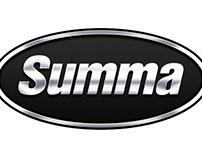 Summa, Inc. Icon Set