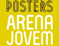 Posters Arena Jovem