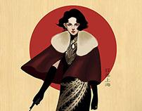 Shanghai 20's lady
