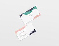 Personal Brand Identity Concept