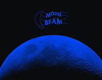 MoonBeam — Branding Concept