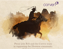 Rodeo email invitation