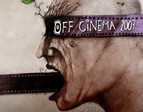 OFF CINEMA 2007 | poster