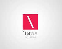 TBWA Corporate Greeting Cards '13
