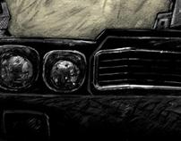 """Libro """"Un auto en dirección hacia"""""""