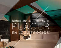 Print for Live Aqua Hotel