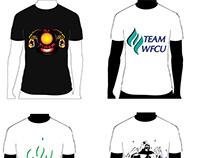client  t-shirt logos