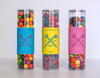 La dent sucrée — Candy packaging
