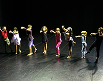 Ensaio Serviço Educativo Ballet Teatro - Porto