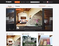 Trusper Web Design