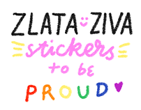 PROUD STICKER PACK