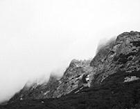 High Tatras B&W