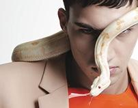 FUCKINGYOUNG MAGAZINE with top model Alessio Pozzi