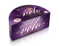 PACKAGE DESIGN FOR SOPEXA ROQUEFORT CHEESE