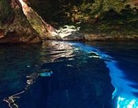 Chikin Ha Cenotes