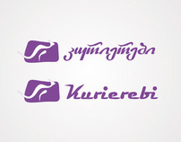 Kurierebi Branding
