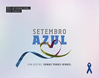 AAPPE - Campanha Setembro Azul