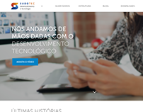 Web site SUDOTEC