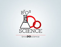 Logo and business cards design, made for BrosDoScience