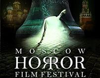 """""""Moscow Horror Film Festival"""" — Festival Poster"""