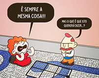 Lelo e Zezinha - Portuguese Comics