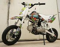 JMC pit bikes