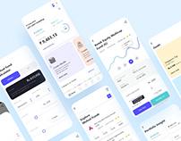 Mutual fund app - UI/UX
