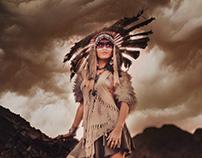Venera Magdeeva (Native American)