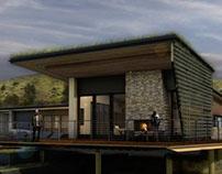 Kanook Fishing Lodge Renderings
