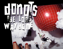 "Donots ""The Long Way Home"" LP"