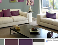 Living Room Color Study