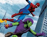 Spider vs Goblin  |  2012