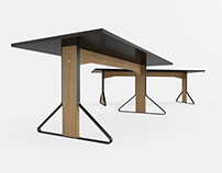 Artek Reb Kaari Table collection