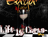 Life is chess-cd cover