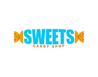 Thirty Logos Challenge #11 - Sweets